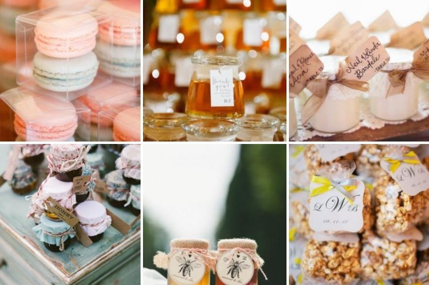 Подарки на свадьбу гостям от молодоженов на конкурс 710
