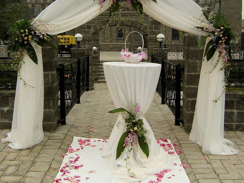 Стол для регистрации брака 177