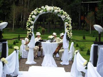 Арка свадебная напрокат