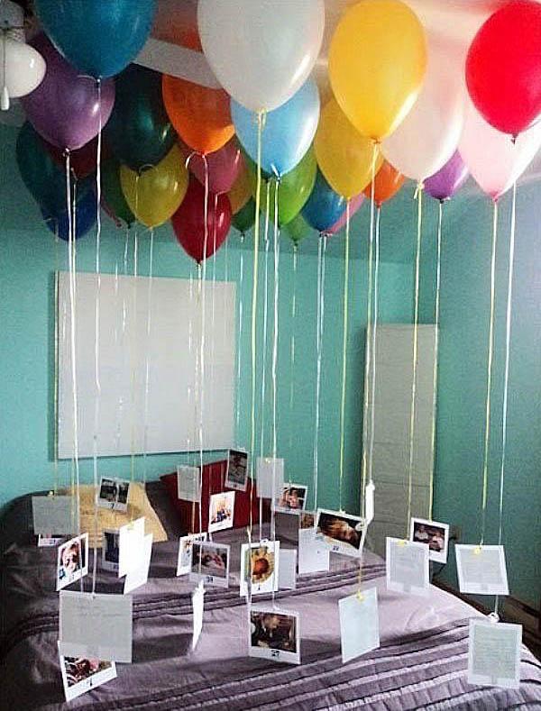 Фото день рождений идеи