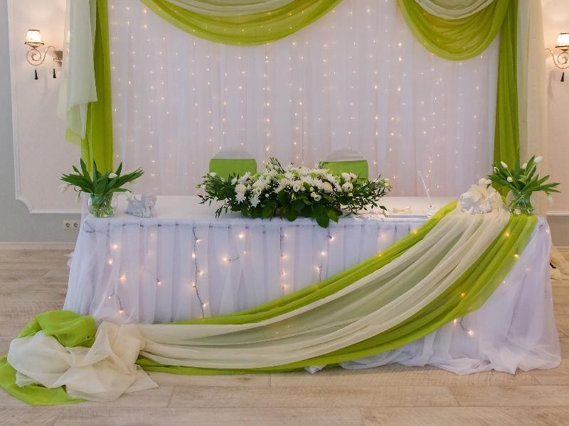 Оформление сладкого стола на свадьбу что это