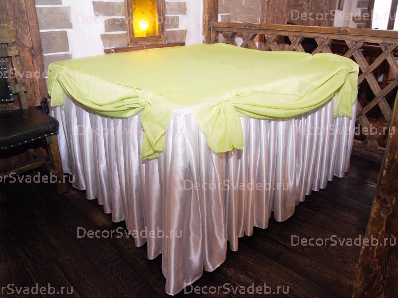 Стол для подарков на свадьбу 460