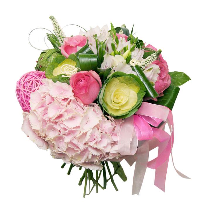 Букет на свадьбу в подарок молодоженам от родных и близких