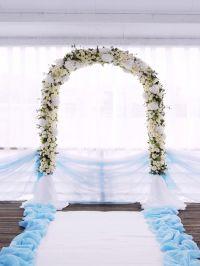 Арка на свадьбу, оформление и прокат