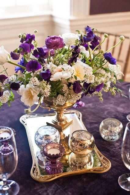 Декор цветочного букета